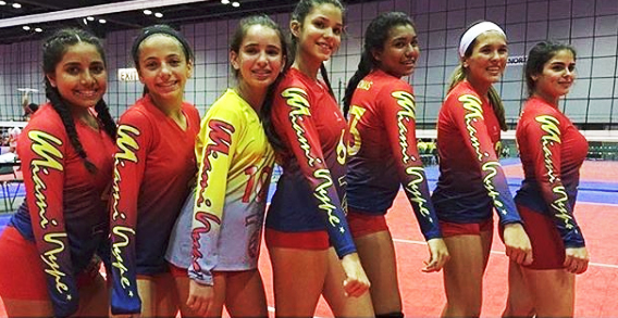 Miami Hype – Volley Feminino